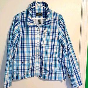 Ralph Lauren activewear woman's XL rain jacket